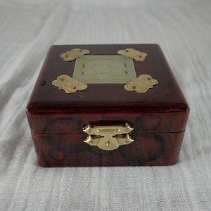 ❌SOLD❌ Small Reddish Brown Box - New